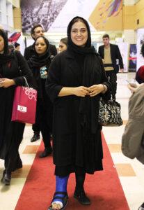 باران کوثری در سی و سومین دوره از جشنواره فیلم فجر