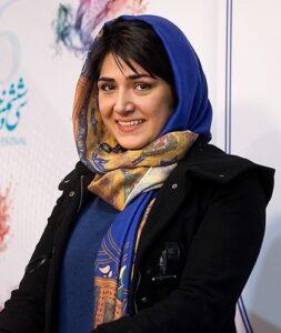 تیپ باران کوثری در جشنواره فیلم فجر