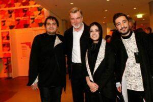 باران کوثری و نویدمحمدزاده در جشنواره برلین