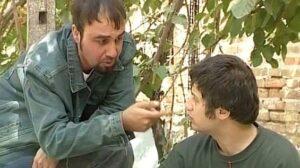 رضا عطاران در خانه بدوش