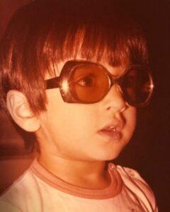 عکس کودکی رامبد جوان