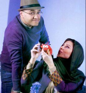 رامبد جوان و سحر دولتشاهی