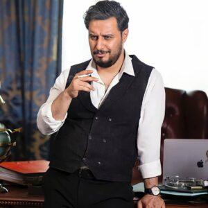 جواد عزتی در فیلم زخم کاری