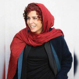 لیلا حاتمی در فیلم نهنگ آبی
