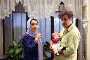 جواد عزتی در فیلم آینه بغل