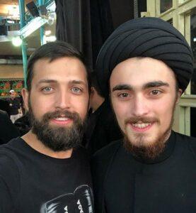 محسن افشانی و احمد خمینی