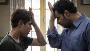 جواد عزتی در فیلم خورشید