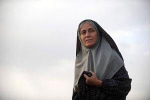 مریلا زارعی در شیار 143