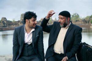 جواد عزتی در فیلم چهارانگشت