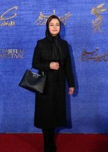 مریلا زارعی در جشنواره فیلم فجر