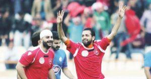 فوتبال محسن افشانی