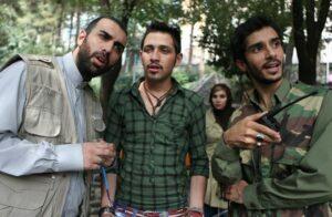 محسن افشانی در فیلم گشت ارشاد