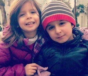 دختر و پسر لیلا حاتمی