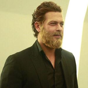 استایل پژمان بازغی با ریش